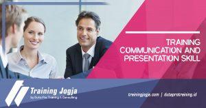 Training Communication and Presentation Skill